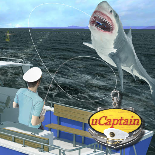 Boat Game 🎣 – Ship & Fishing Simulator uCaptain ⛵  (Unlimited money,Mod) for Android 5.9