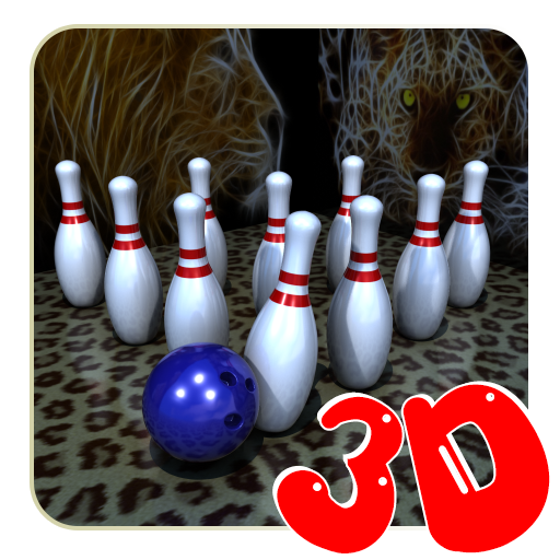 Bowling with Wild 1.55 (Unlimited money,Mod) for Android