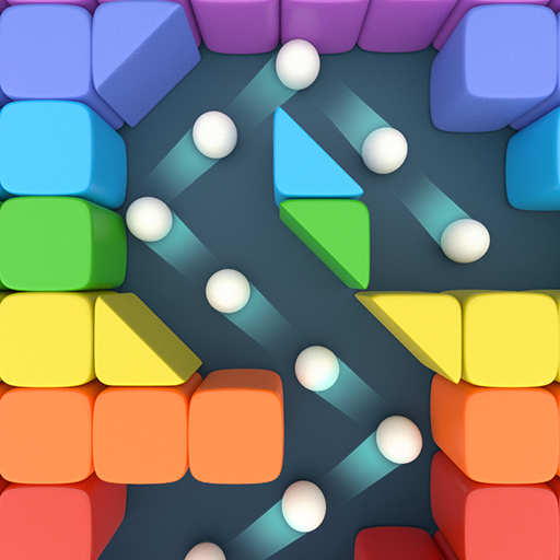 Brick Ball Blast Free Bricks Ball Crusher Game  2.13.0 (Unlimited money,Mod) for Android