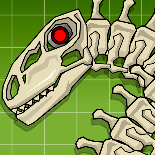 Brontosaurus Dinosaur Fossils Robot Age  (Unlimited money,Mod) for Android 2.7