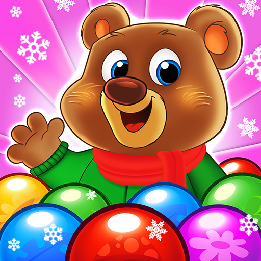 Bubble Friends Bubble Shooter Pop  (Unlimited money,Mod) for Android 1.4.6