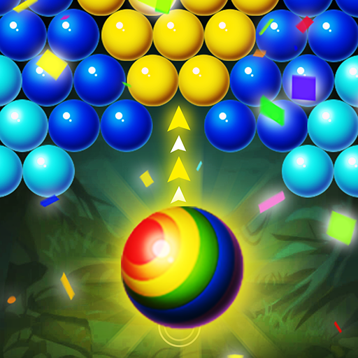 Bubble Shooter: Jungle POP  (Unlimited money,Mod) for Android 1.0.7