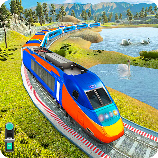 Bullet Train Space Driving 2020  (Unlimited money,Mod) for Android 1.4