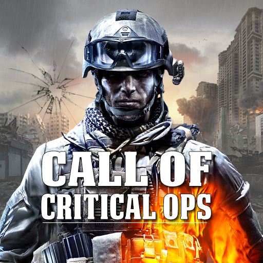 Call Of Critical Ops: Modern Sniper Duty  (Unlimited money,Mod) for Android 3.2