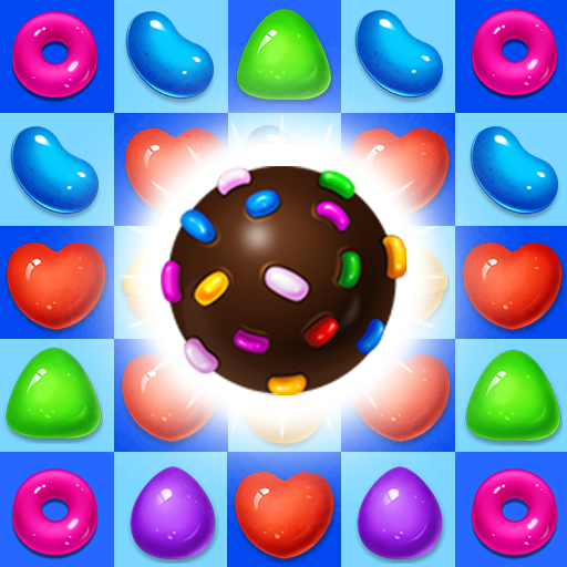 Candy Bomb Blast  (Unlimited money,Mod) for Android 4.7