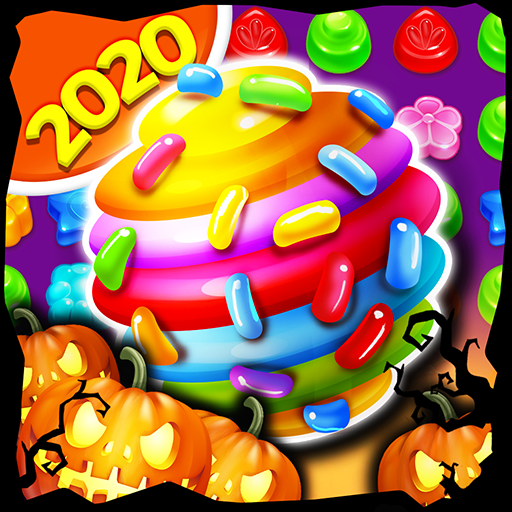 Candy Bomb Fever – 2020 Match 3 Puzzle Free Game  (Unlimited money,Mod) for Android 1.6.1