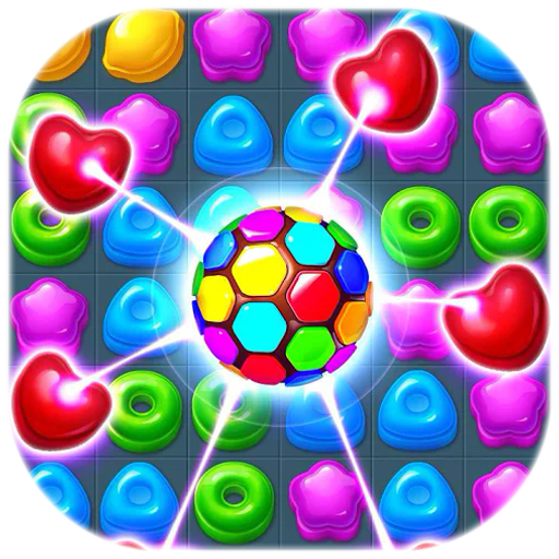 Candy Bomb Saga 2.1.0 (Unlimited money,Mod) for Android