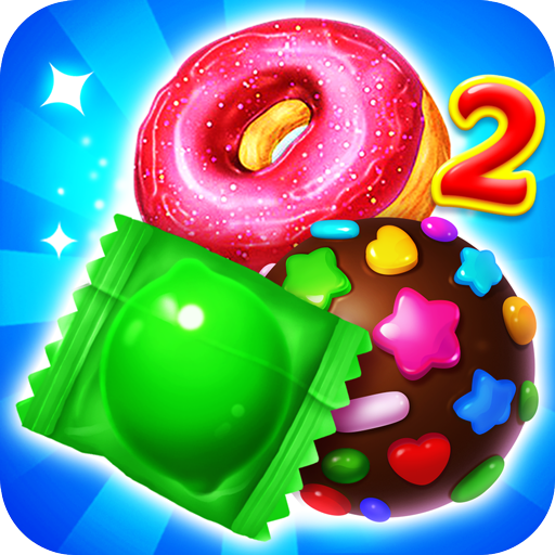 Candy Fever 2  (Unlimited money,Mod) for Android 5.9.5038