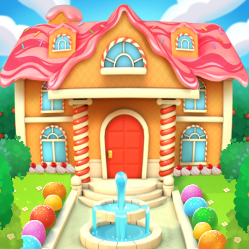 Candy Manor Home Design  9 (Unlimited money,Mod) for Android