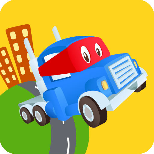 Car City World Little Kids Play Watch TV & Learn  1.5.0 (Unlimited money,Mod) for Android