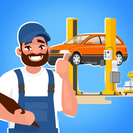 Car Fix Tycoon  (Unlimited money,Mod) for Android 1.4.45