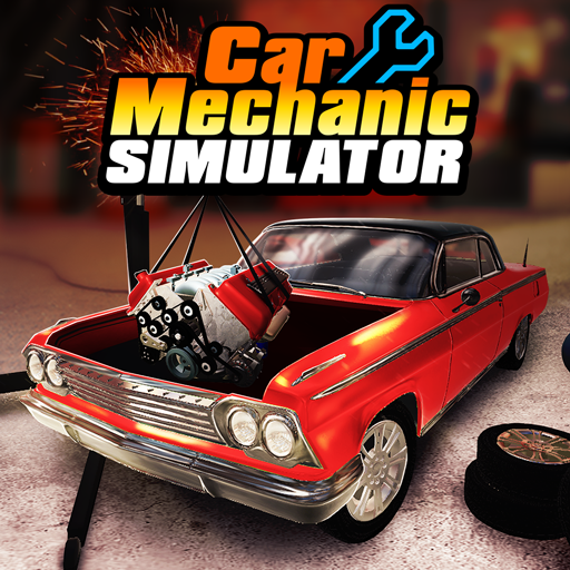 Car Mechanic Simulator  1.3.32 (Unlimited money,Mod) for Android