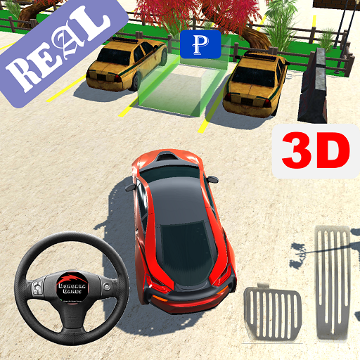 Car Parking 3D Real Driving Simulator  (Unlimited money,Mod) for Android 1.9