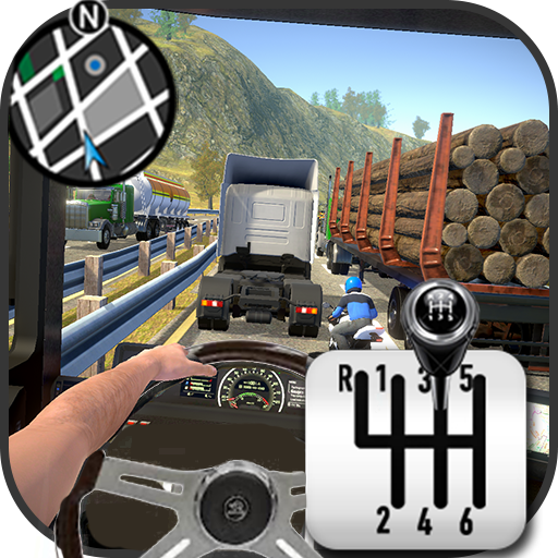 Cargo Delivery Truck Parking Simulator Games 2020  1.38 (Unlimited money,Mod) for Android