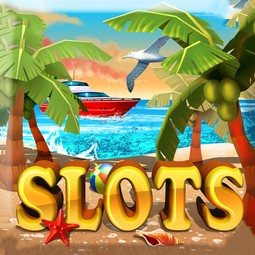Caribbean Vacation SlotsFree  (Unlimited money,Mod) for Android 2.9.9