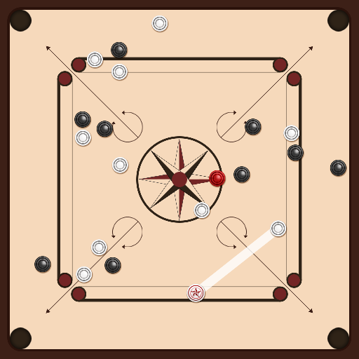 Carrom Champion 1.1.3 (Unlimited money,Mod) for Android