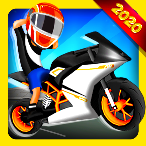 Cartoon Cycle Racing Game 3D (Unlimited money,Mod) for Android 4.5