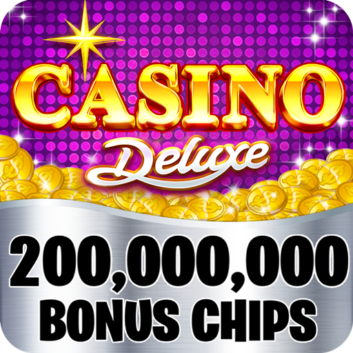 Casino Deluxe Vegas – Slots, Poker & Card Games  (Unlimited money,Mod) for Android 1.11.7