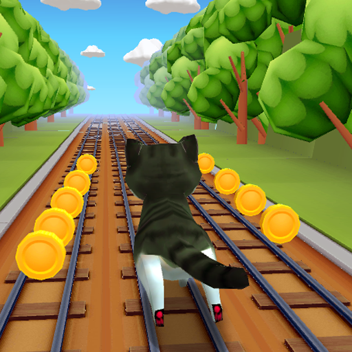 Cat Run 3D (Unlimited money,Mod) for Android 2.0