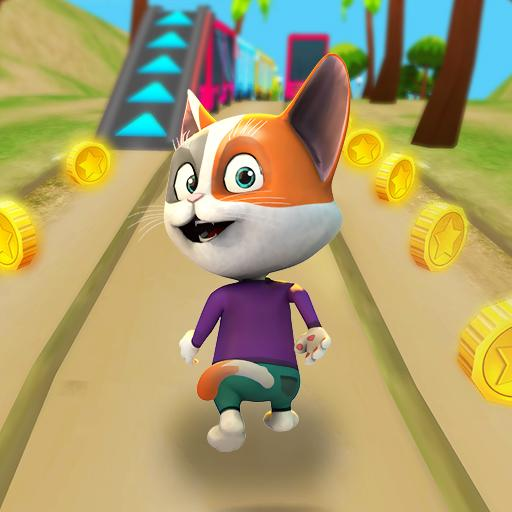 Cat Run Simulator 3D : Design Home 3.0 (Unlimited money,Mod) for Android