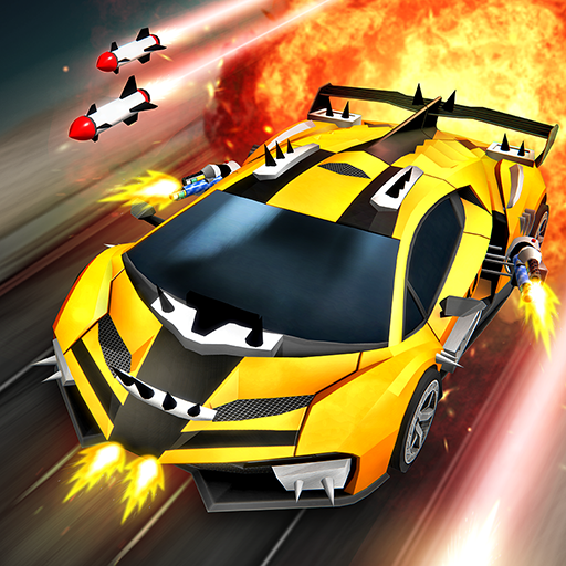 Chaos Road: Combat Racing  (Unlimited money,Mod) for Android 1.7.0