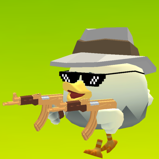 🐓Chicken Gun🐓  (Unlimited money,Mod) for Android 2.0.02