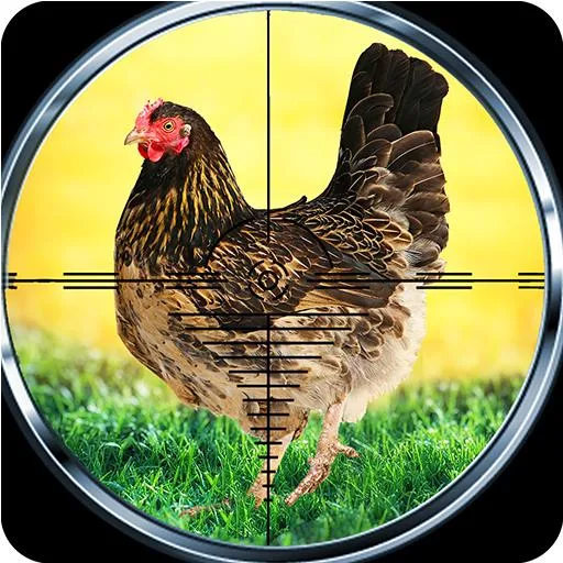 Chicken Shoot Safari Hunting: Sniper Hunt 3D 2018  (Unlimited money,Mod) for Android 1.1