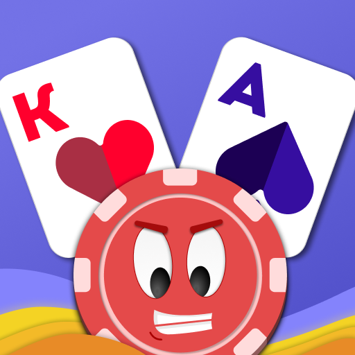Chips of Fury: Free Poker with Friends 4.1.3  (Unlimited money,Mod) for Android