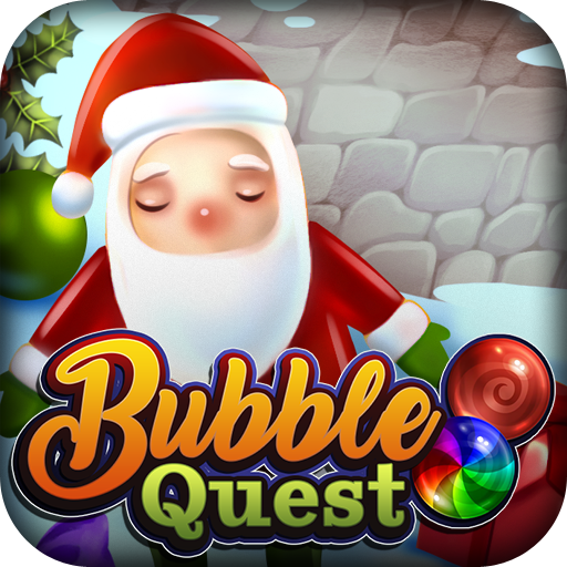 Christmas Bubble Shooter: Santa Xmas Rescue  1.0.24 (Unlimited money,Mod) for Android