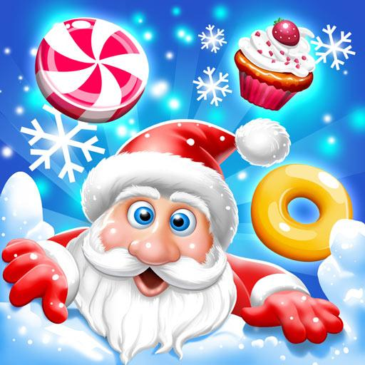 Christmas Candy World – Christmas Games  (Unlimited money,Mod) for Android 1.9.4
