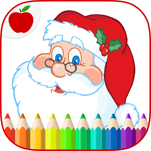 Christmas Coloring Book Games  (Unlimited money,Mod) for Android 10