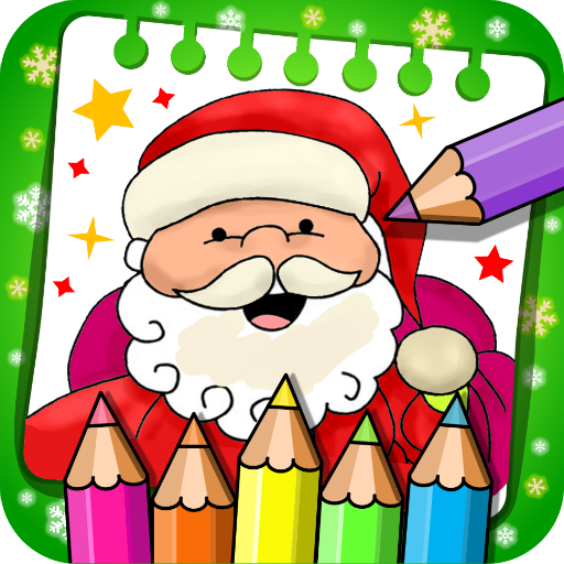 Christmas Coloring Book  (Unlimited money,Mod) for Android 1.30