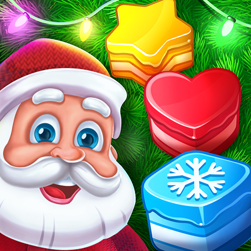 Christmas Cookie – Santa Claus's Match 3 Adventure  (Unlimited money,Mod) for Android 3.2.3