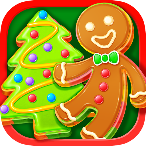 Christmas Unicorn Cookies & Gingerbread Maker Game  (Unlimited money,Mod) for Android 1.6