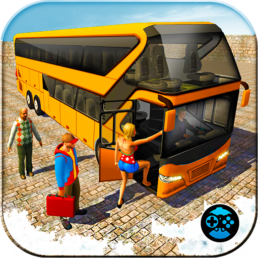 City Coach Bus Driving Simulator Games 2018  (Unlimited money,Mod) for Android 1.1.2
