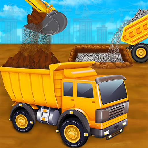 City Construction Vehicles – House Building Games  (Unlimited money,Mod) for Android 1.0.5