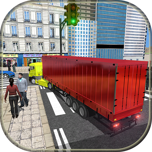 City Truck Pro Drive Simulator (Unlimited money,Mod) for Android 1.7