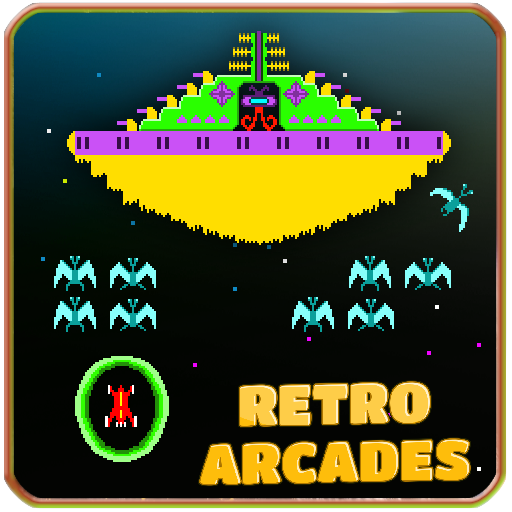 Classic Phoenix Arcade  (Unlimited money,Mod) for Android 1.14