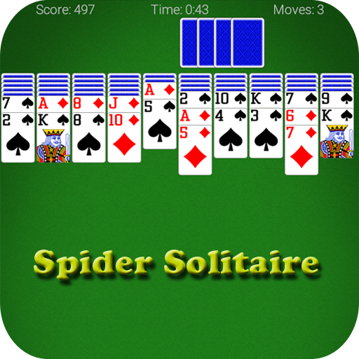 Classic – Spider Solitaire  (Unlimited money,Mod) for Android 4.7.6