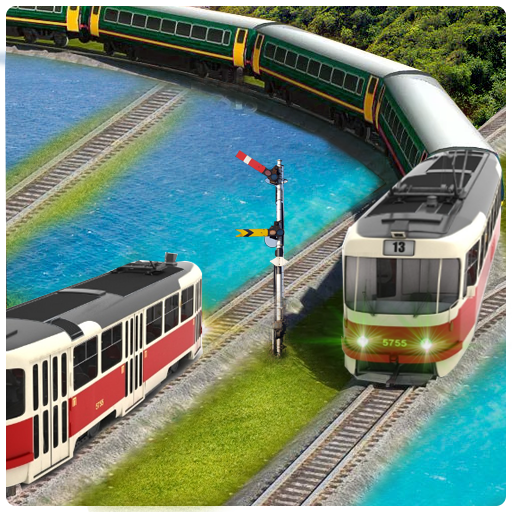 Cockpit Train Simulator  (Unlimited money,Mod) for Android 1.8