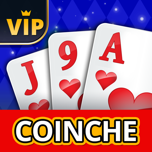 Coinche Offline – Single Player Card Game  (Unlimited money,Mod) for Android 2.1.31