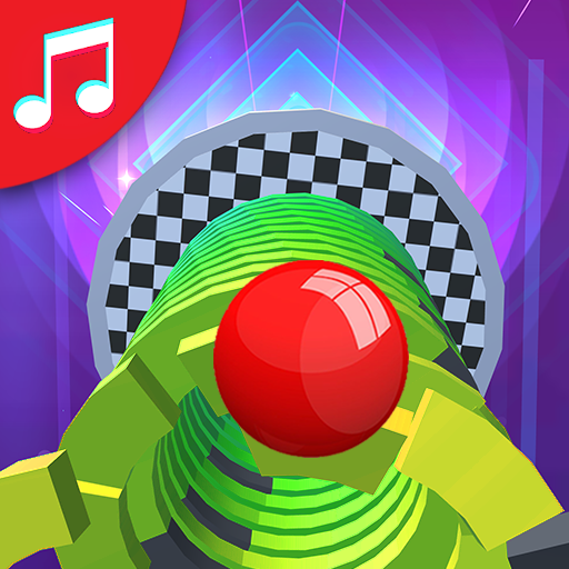 Color Stack Ball 3D: Ball Game run race 3D – Helix  (Unlimited money,Mod) for Android 7