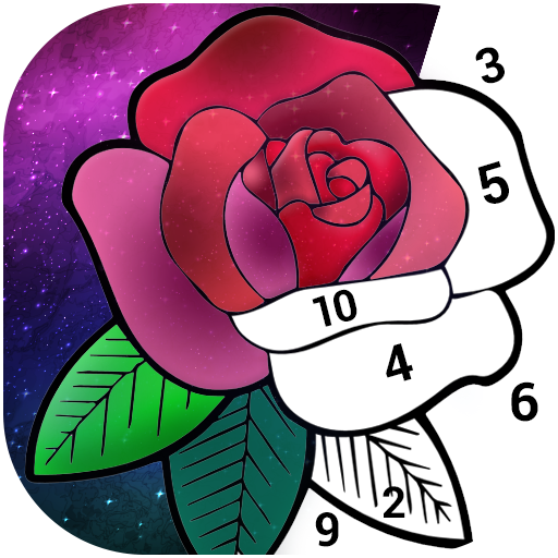 Color by number – color by number for adults  (Unlimited money,Mod) for Android 1.29