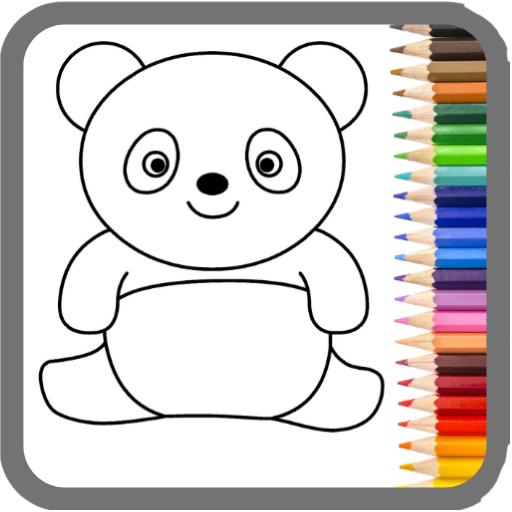 Coloring Games for Kids: Baby Drawing Book & Pages  (Unlimited money,Mod) for Android 1.0.6
