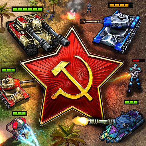Command Generals RTS  (Unlimited money,Mod) for Android 1.3.2