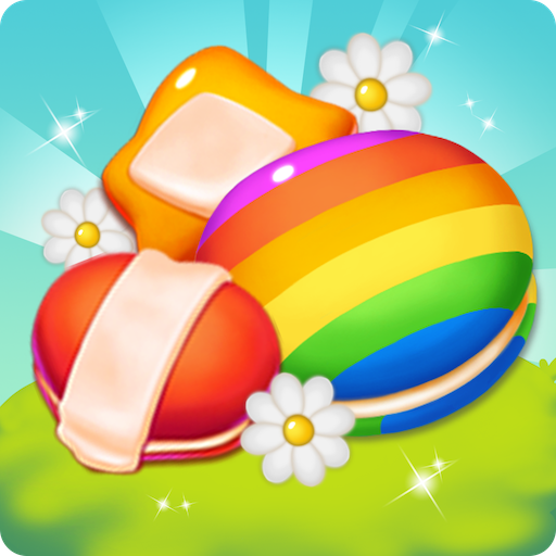 Cookie Macaron Pop : Sweet Match 3 Puzzle  (Unlimited money,Mod) for Android 1.5.4