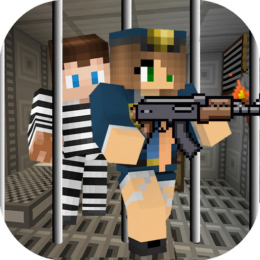 Cops Vs Robbers: Jailbreak  (Unlimited money,Mod) for Android 1.98
