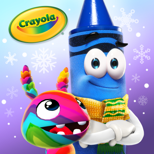 Crayola Create & Play: Coloring & Learning Games  (Unlimited money,Mod) for Android 1.39.1
