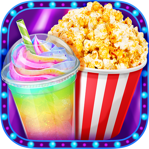 Crazy Movie Night Food Party – Make Popcorn & Soda 1.4 (Unlimited money,Mod) for Android