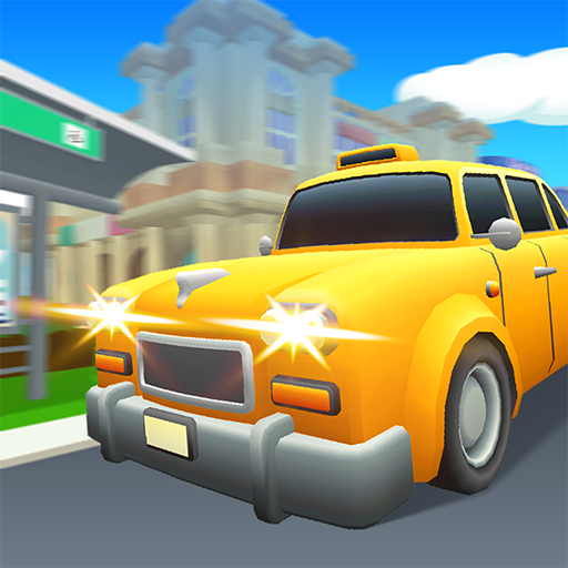 Crazy Taxi 3D 1.1.2 (Unlimited money,Mod) for Android